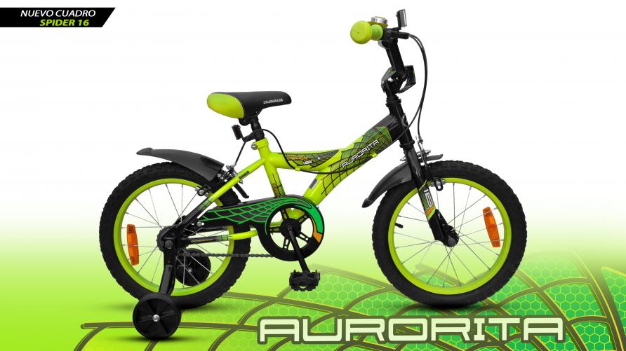 Aurora Spider 16